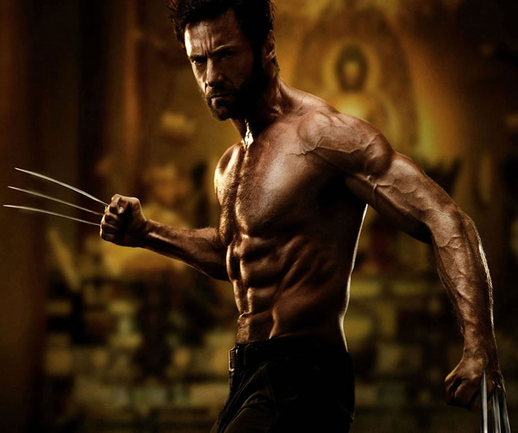 THE WOLVERINE WORKOUT: Plan program Hugha Jackmana za ulogu u filmu The Wolverine (I – deo)