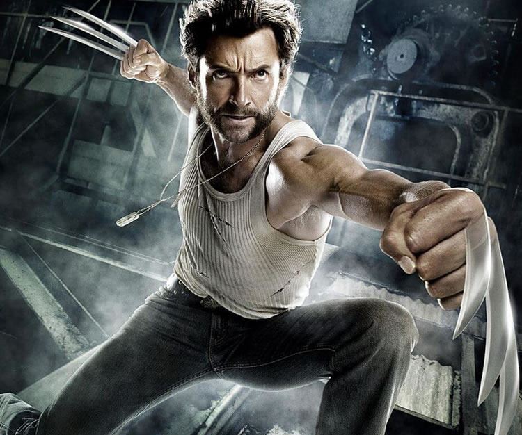 THE WOLVERINE WORKOUT: Plan program Hugha Jackmana za ulogu u filmu The Wolverine (II – deo)