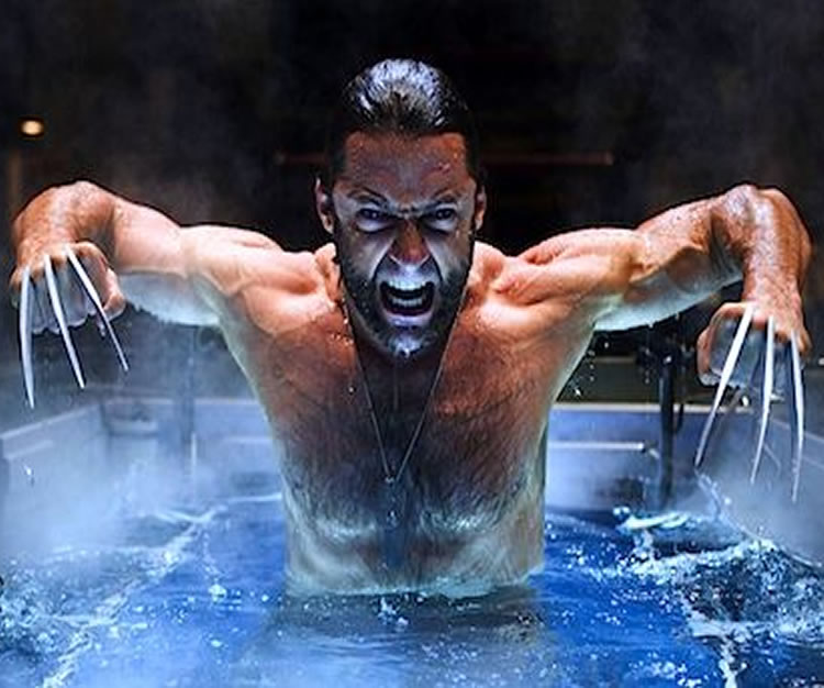 THE WOLVERINE WORKOUT : Plan program Hugha Jackmana za ulogu u film The Wolverine (IV deo)