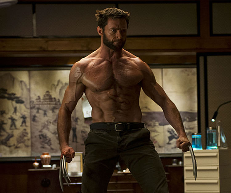 THE WOLVERINE WORKOUT: Plan program Hugha Jackmana za ulogu u filmu The Wolverine (III – deo)