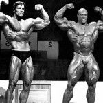 arnold vs ronnie